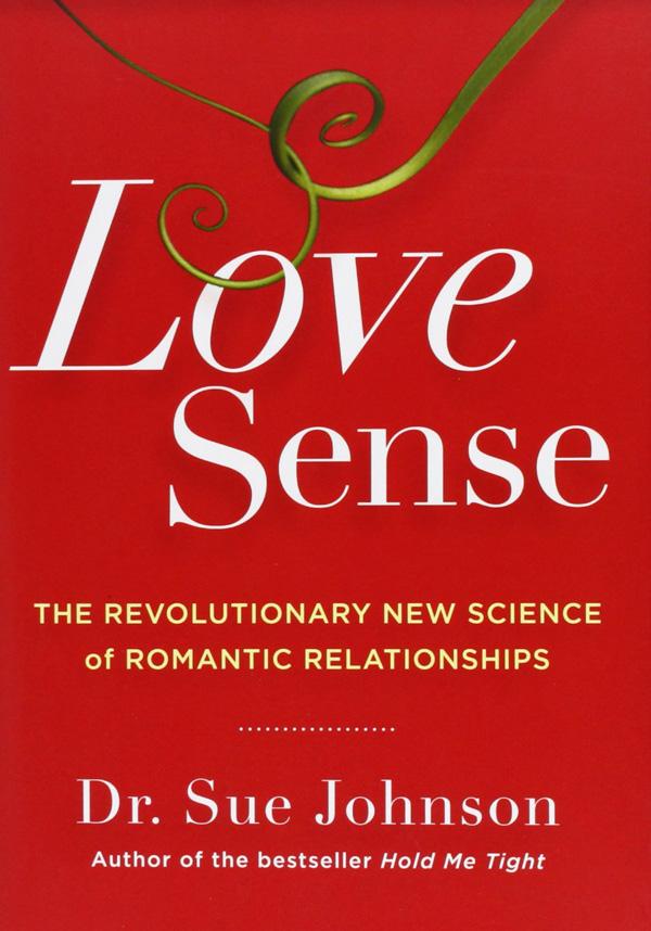 Love Sense by Sue Johnson - Gilstrap And Associates Book Review